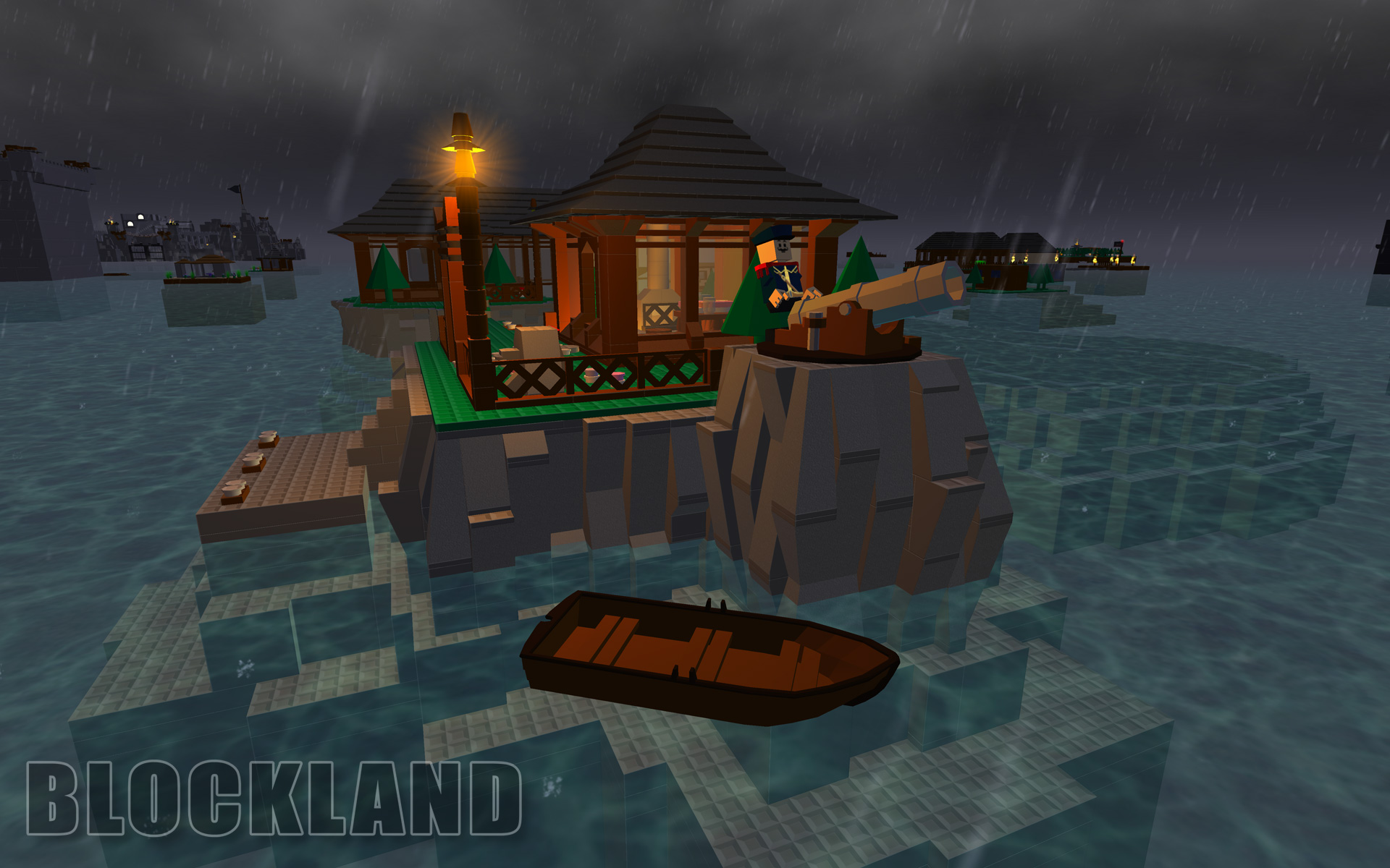 Blockland - That game where you build stuff Blockland_v13Wallpaper